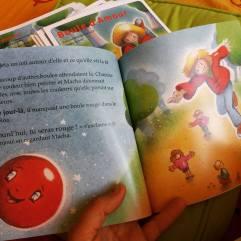 Boule d'Amour, EDLL / Sandra Garcia, éd. Rpêves d'Enfant